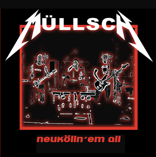 """Cover \""""Neukölln \'Em ALL!\"""" (rec. 2006)"""